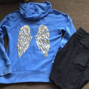 Victoria Secret Angel wing Jacket